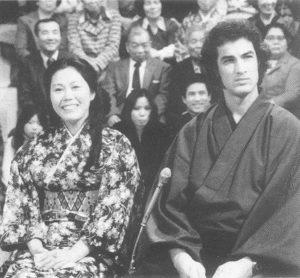 Saumon Agile et sa première femme Miyako