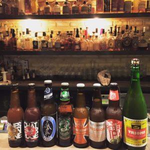 Bières et bourbons, l'Amérique en flacons