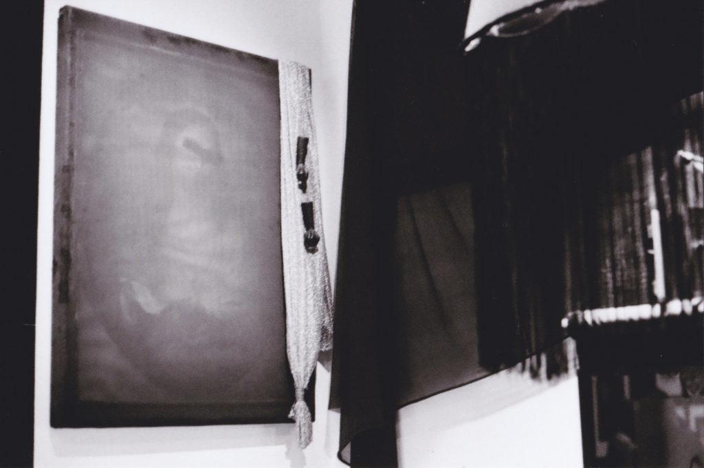 "Robert Mapplethorpe. ""Untitled (Altarpiece),"" 1970."