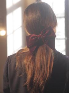 barrette-cheveux-noeud-velours-violet-coiffure (1)
