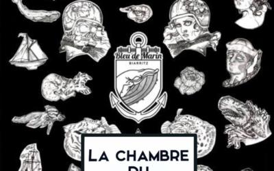 LA CHAMBRE DU TATTOORIALIST #4 – BLEU DE MARIN – INTERVIEW